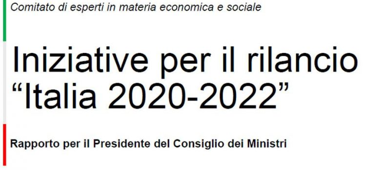 L'Italia oltre l'Italia. Modelli e strategie di rilancio e sviluppo post Covid